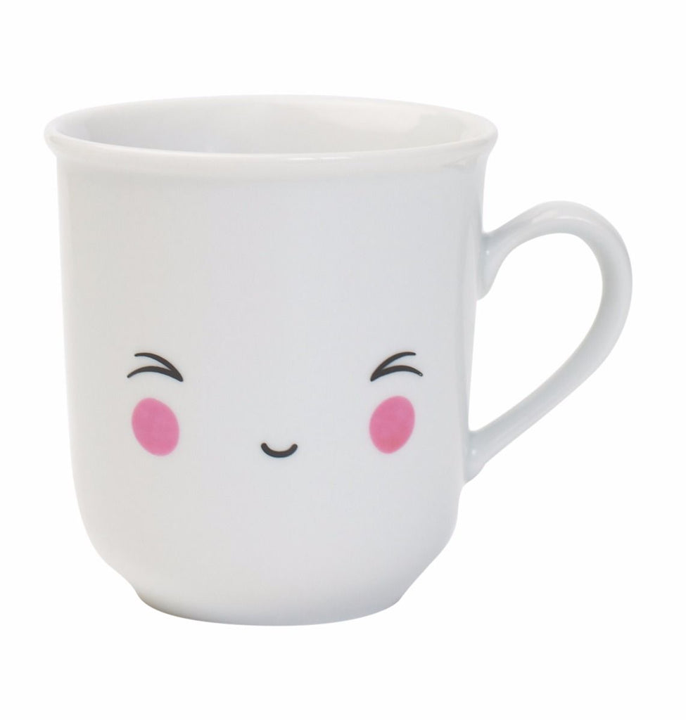 Cute Little Face Cups