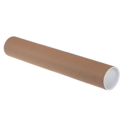 Wrapping Paper Postal Tube