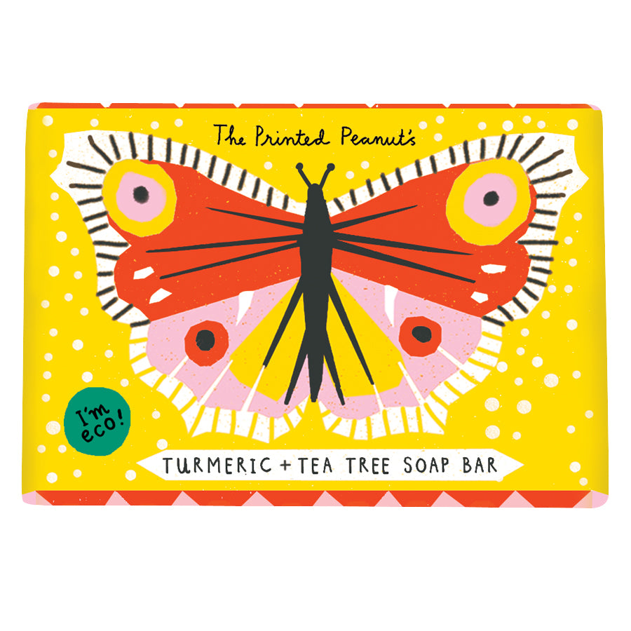 Natural Handmade Tumeric Bath Soap Bar