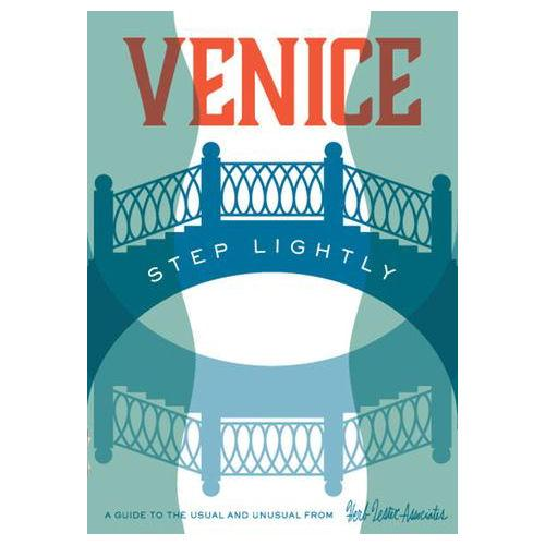 ** Travel Guide Map - Venice: Step Lightly