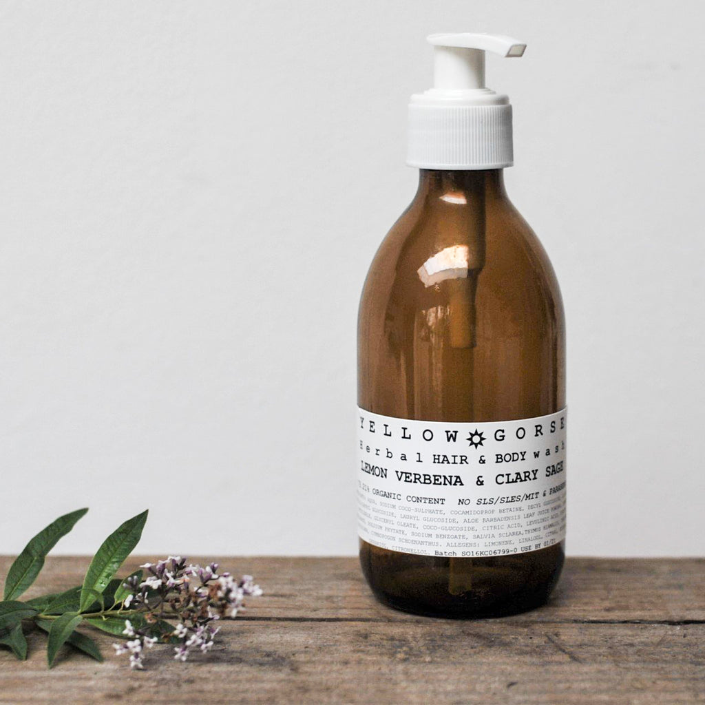 Verbena & Clary Sage Hair & Body Wash