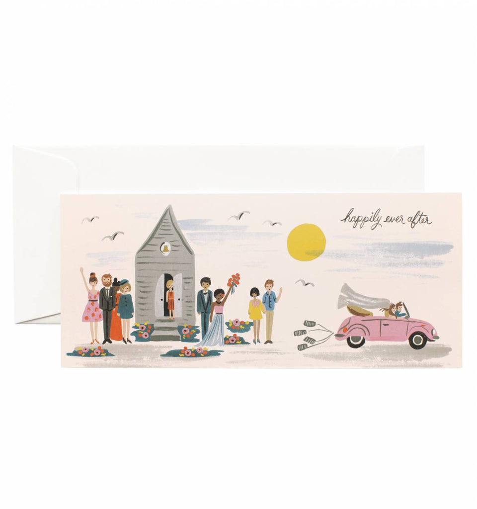 Wedding Send-Off Card by Rifle Paper Co.