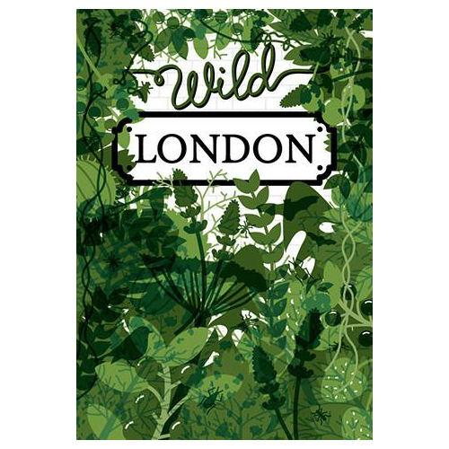 ** Travel Guide Map - Wild London