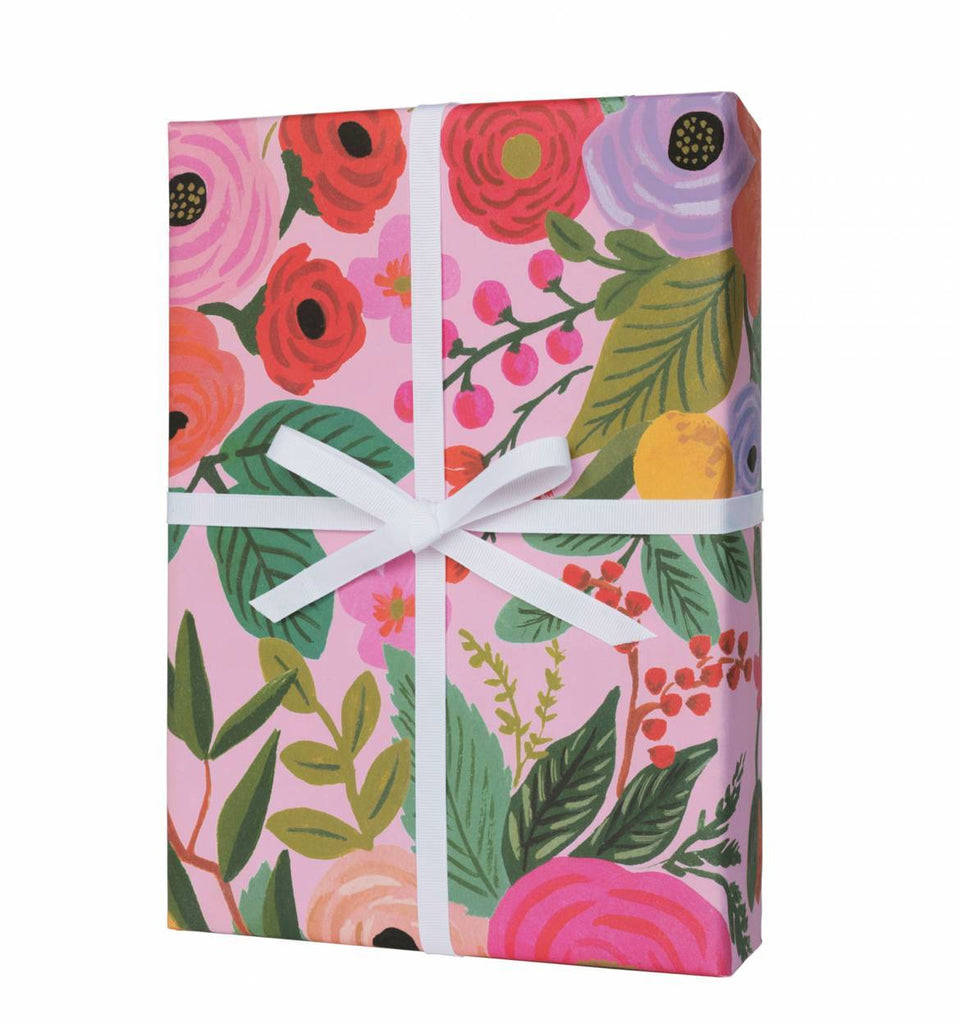 Garden Party - Three Wrapping Paper Sheets from Rifle Paper Co.