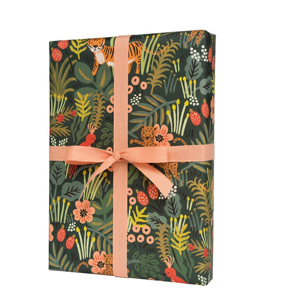 Jungle - Three Wrapping Paper Sheets from Rifle Paper Co.