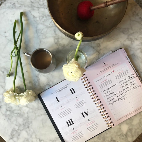 daily acton planner