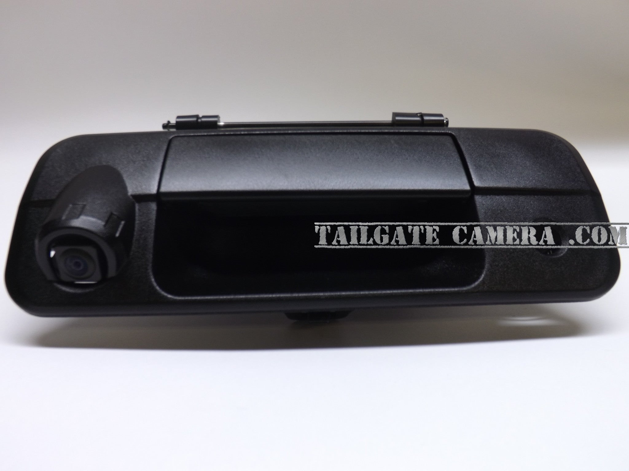 2007-2013 Toyota Tundra Tailgate Handle Rear view/Back Up Camera with Night Vision and Parking Guidance Lines - Backup Camera