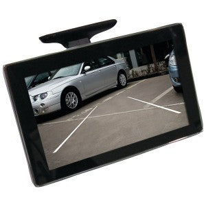 5-Inch Digital LCD Color Monitor - Backup Camera