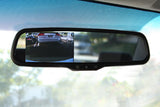 "OEM Replacement Rear view Mirror with 4.3"" LCD Display for Back Up Camera - Backup Camera"