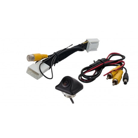 CAMERA AND FACTORY INTEGRATION HARNESS KIT FOR SELECT TOYOTAS - Backup Camera