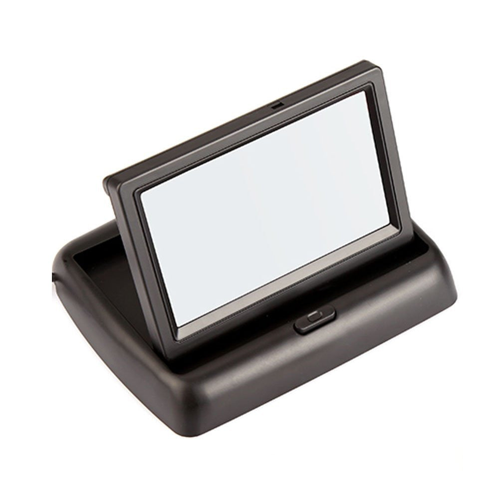 4.3 inch Foldable TFT Color LCD - Backup Camera