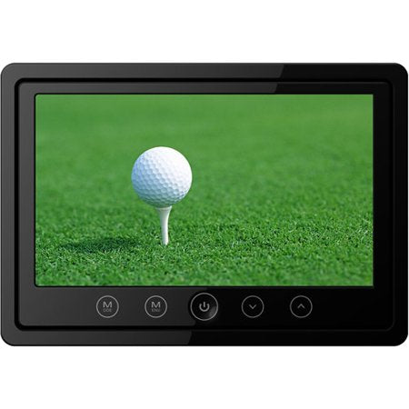 7-INCH DIGITAL LCD COLOR MONITOR - Backup Camera