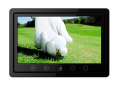 9-Inch Digital LCD Color Monitor - Backup Camera