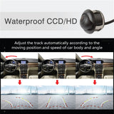 Premium Quality HD Backup Camera With Active Parking Lines - Backup Camera