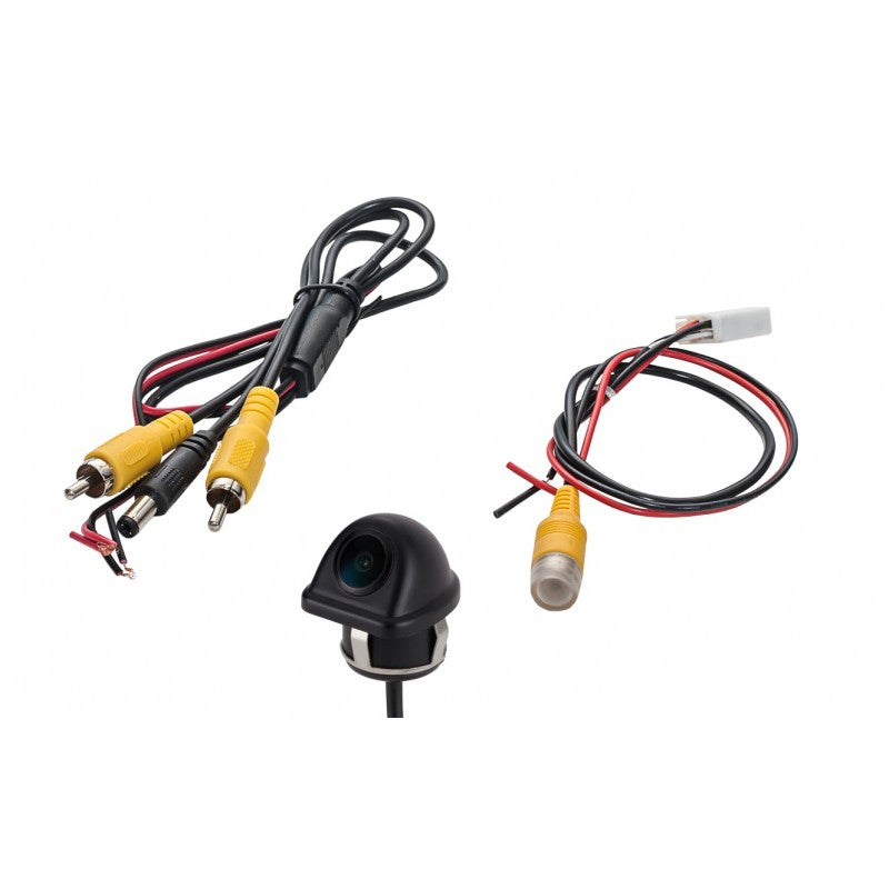 BACKUP CAMERA AND FACTORY INTEGRATION HARNESS FOR SELECT MAZDA'S