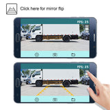 wifi Backup Camera Reversing Camera Trucks RV Trailers Campers WiFi App Backup Camera Waterproof Rearview Camera Works Smartphone, Tablet Android - Backup Camera