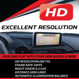 Mazda Miata MX-5 HD Backup camera kit 2016-2019 - Backup Camera