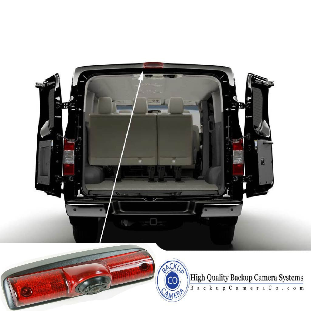 Back Up Camera For Nv Passenger And Cargo Van Backup