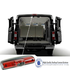 Back up Camera for NV Passenger and Cargo Van - Backup Camera