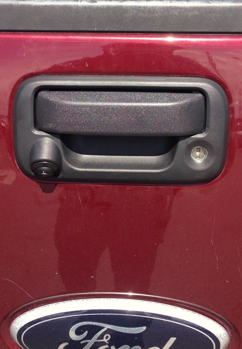 2005 2013 Ford F Series Adjustabletailgate Handle Rear