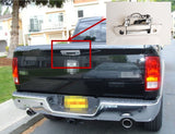 Dodge RAM Chrome Tailgate  Handle Rear view/Back Up Camera with NightVision and Parking Guidance Lines - Backup Camera