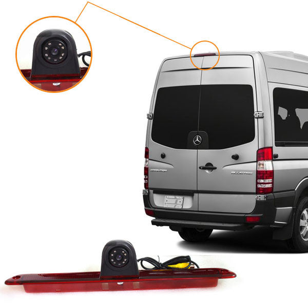 Backup Camera for the Dodge Sprinter Van 2007 - 2015