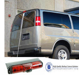 Chevrolet Express and GMC Savana Backup Camera
