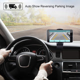 wifi Backup Camera Reversing Camera Trucks RV Trailers Campers WiFi App Backup Camera Waterproof Rearview Camera Works Smartphone, Tablet Android