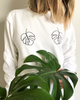 Monstera Sweater