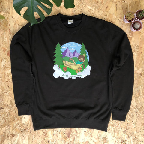 Bob Ross Sweatshirt