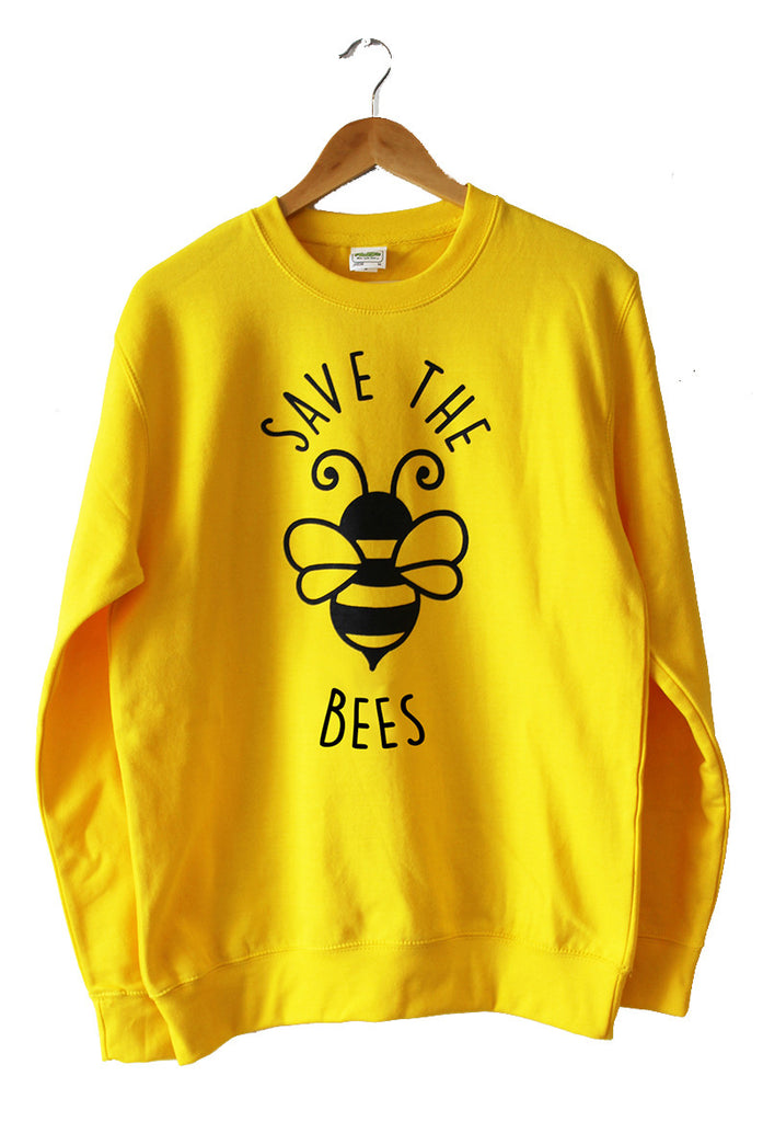 SAVE THE BEES SWEATER