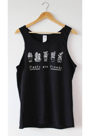 Plants are Friends Tank