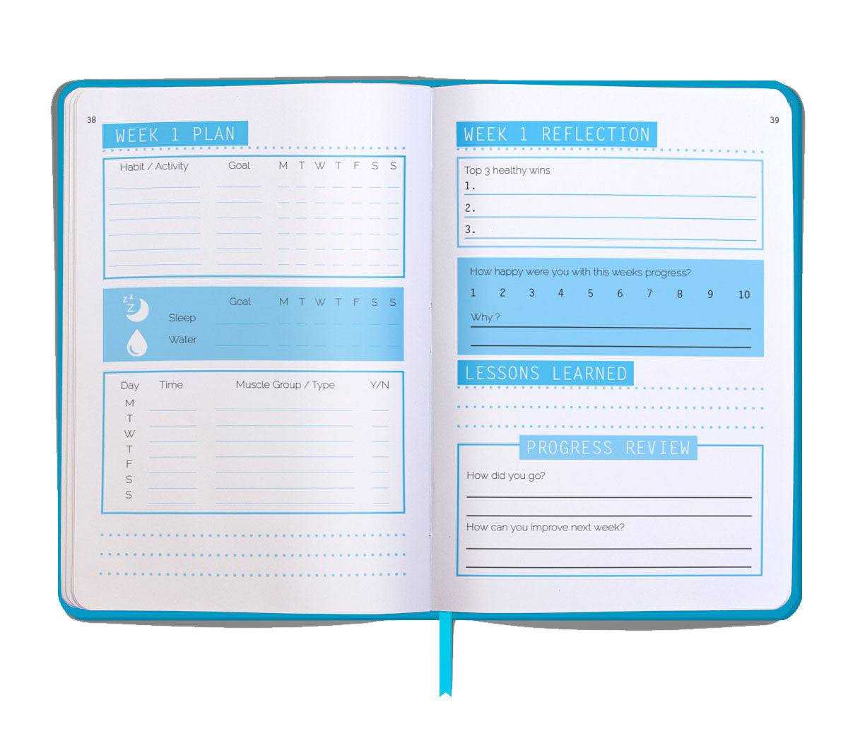 Your Accountability Journal