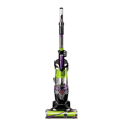 BISSELL Pet Hair Eraser Turbo Plus Lightweight Upright Vacuum Cleaner, 24613, Upgraded Version
