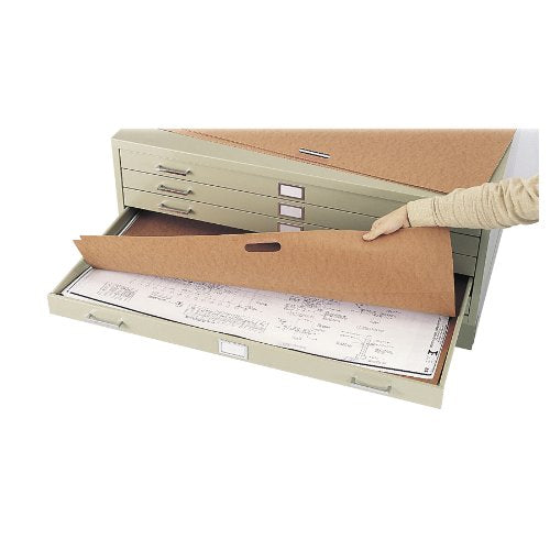 "Plan File Portfolio for 5 and 10 Drawer Steel Flat File for 30"" x 42"" - Qty 10"