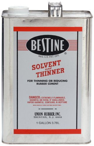BESTINE Solvent and Thinner, 1-Gallon