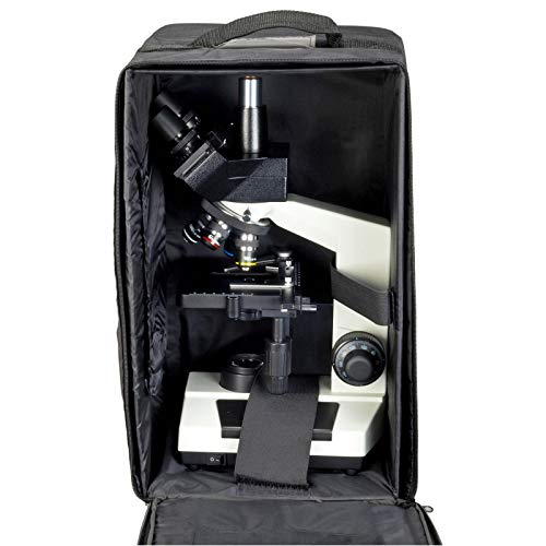 OMAX Vinyl Microscope Carrying Case