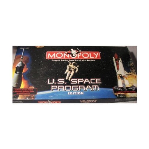 Monopoly: U.S. Space Program Edition