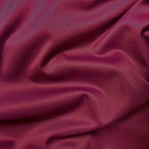 14 Ft. High x 5 Ft. Wide Premier Drape Panel (For Pipe and Drape Displays and Backdrops) - Burgundy