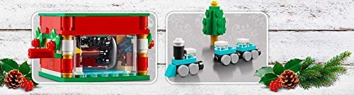 Lego 40293 Christmas Carousel 2018 Limited Edition Set