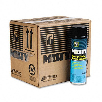 AEPA31520CT - Misty Heavy-Duty Adhesive Spray