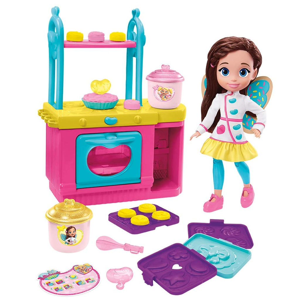 Fisher-Price Butterbean\'s Cafe Butterbean\'s Table Top Kitchen