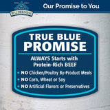 Blue Buffalo Blue Wilderness Beef & Chicken Grill Canned Dog Food(Pack of 12)