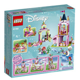 LEGO Disney Aurora, Ariel and Tiana's Royal Celebration 41162 Building Kit, 2019 (282 Pieces)