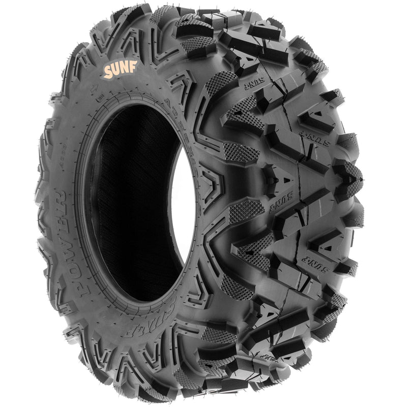 SunF 20x10-10 ATV UTV Tire 20x10x10  Sport Replacement 6 Ply A027 Tubeless