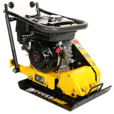 RuggedMade MS60H 2,400 Pound Compaction Force Plate Compactor with 5HP GX160 Engine