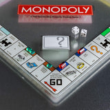 Monopoly Monopoly Glass Edition, No Color, One Size