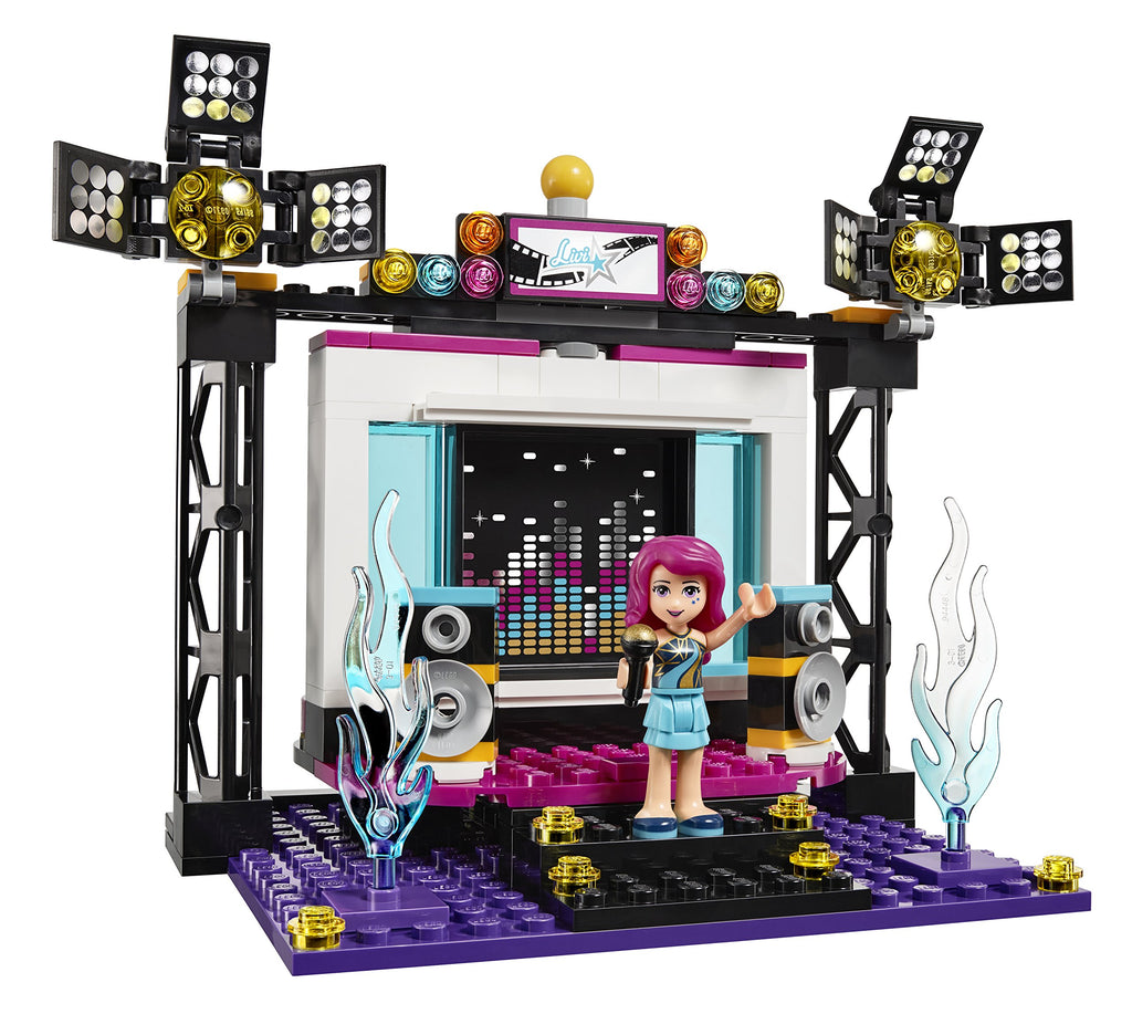 LEGO Friends Pop Star TV Studio 41117