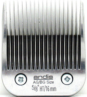 02000 - Andis (63910) Ceramic Clipper Blades AG/AGC/AGR/MBC Size 1F
