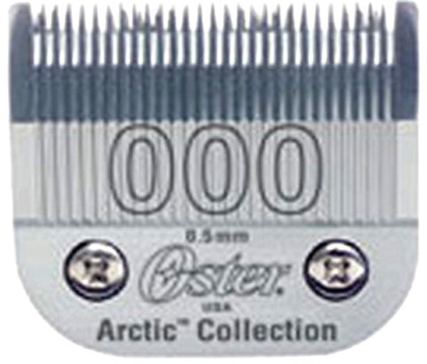 02632 Oster (76918-026) Model 76 & 89 Blade Size 000